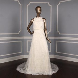 Carmen Marc Valvo Heather C90004 Wedding Dress 6
